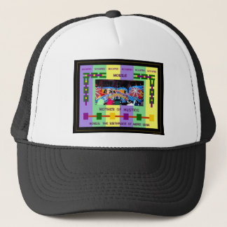 Mobile: The Birthplace of Mardi Gras Trucker Hat