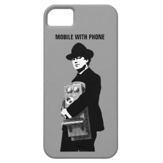 Mobile with Phone iPhone SE/5/5s Case