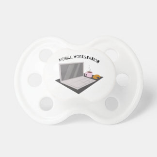 Mobile Work Station Pacifier