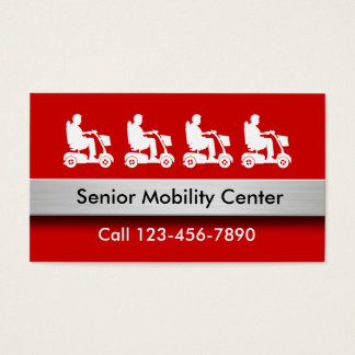 Mobility Business Cards