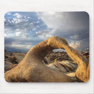 Mobius Arch - Alabama Hills - California Mouse Pad
