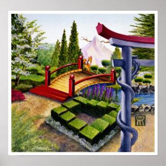 Möbius Gardens print