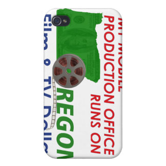 Moble Production Office IPhone 4 Case