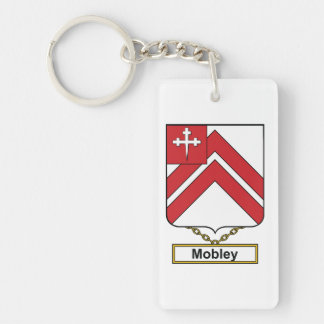 Mobley Family Crest Keychain
