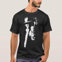 Mobster Noir Gunman T-Shirt