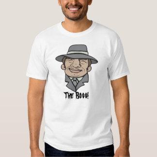 Mobster! The boss! T-shirt