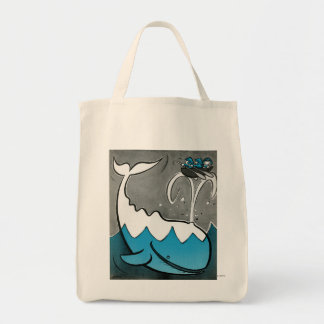 Moby Dick Canvas Bags