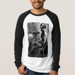 Moby Dick Captain Ahab Shirt