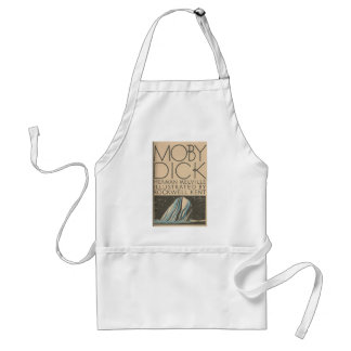 Moby Dick Cover Aprons
