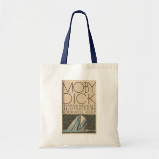 Moby Dick Cover Canvas Bags