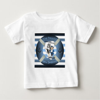 Moby Dick ~ Herman Melville ~ Captain Ahab ~ Baby T-Shirt