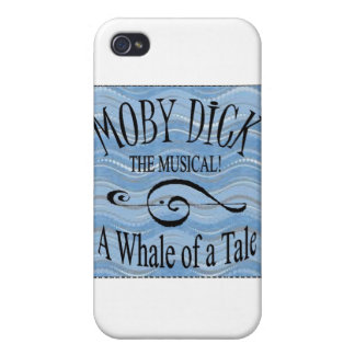Moby Dick Cover For iPhone 4