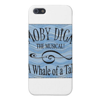 Moby Dick iPhone SE/5/5s Cover
