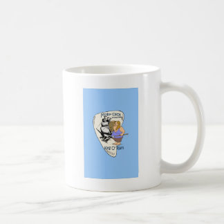 Moby-Dick ~ Keg O'Rum ~ Herman Melville Coffee Mug