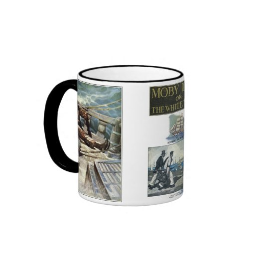 Moby Dick or The White Whale #2 Mug