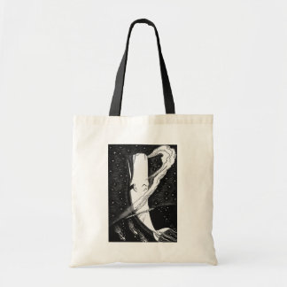 Moby Dick Rising Canvas Bag
