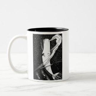 Moby Dick Rising Coffee Mug