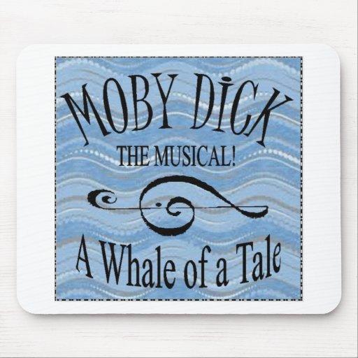 Moby Dick Tapete De Ratones