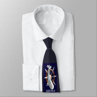 Moby Dick Tie