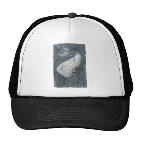 Moby Dick Trucker Hat