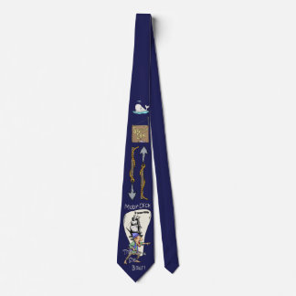 Moby Dick~Whale Spotter~ Thar She Blows! Melville~ Tie