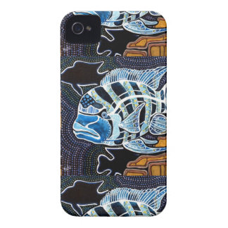 Moby the Cichlid Case-Mate iPhone 4 Case