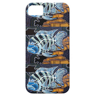 Moby the Cichlid iPhone SE/5/5s Case