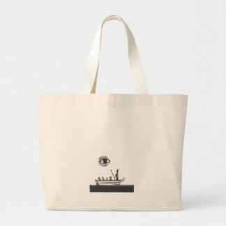 Moby Whale Tote Bag