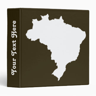 """Moca el Brasil de Café en Emporio Moffa Carpeta 1 1/2"""""""
