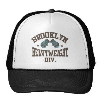 Moca pesada de la división de Brooklyn Gorros