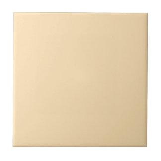 Moccasin Small Square Tile