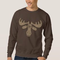 Mocha Moose Sweatshirt