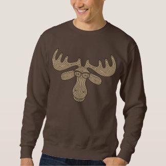 Mocha Moose Sweatshirt