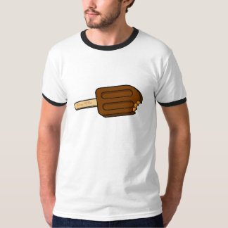 Mocha Popsicle Bite Me Men's Tee (CUSTOMIZABLE)