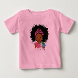Mocha Princess Baby Tee