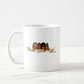 Mocha Queens Read Book Club Coffee Mug