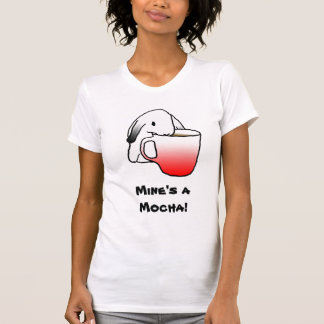 Mocha Rabbit! | T-shirt