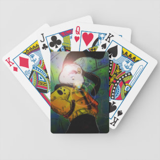 mochi greg collaberation no red bicycle playing cards