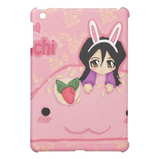 Mochi Love. Print2 iPad Mini Covers