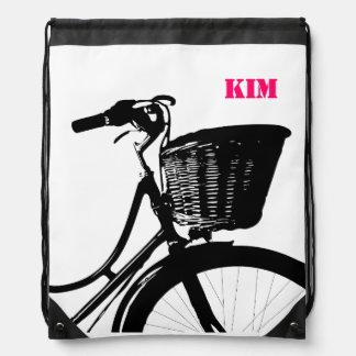 mochila de ciclo de la bicicleta