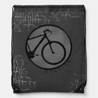 mochila de la bicicleta/ciclo