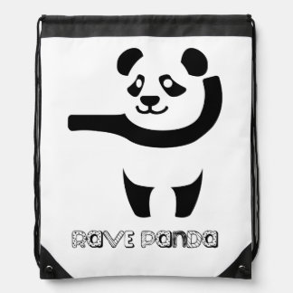Mochila de la panda del delirio