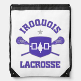 Mochila de LaCrosse del Iroquois