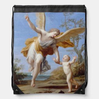 """""""Mochila del ángel de The Guardian"""" Mochila"""