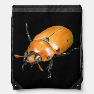 Mochila del ~ del escarabajo de la vid