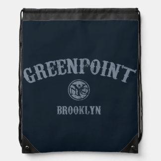 Mochila del diseño del vintage de Greenpoint Brook