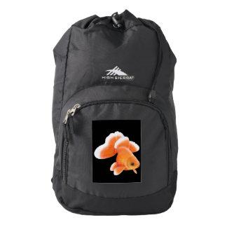 Mochila del Goldfish de la cola de milano de la