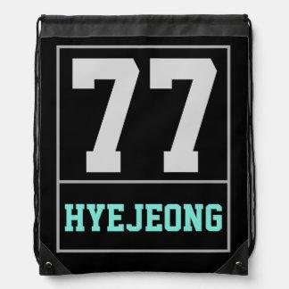 Mochila del lazo de Hyejeong 77