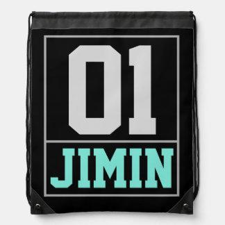 Mochila del lazo de Jimin 01