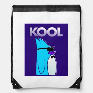 Mochila del lazo de la marca de KOOL Penguin™